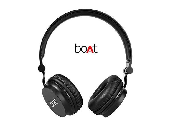 Amazon Amazon Great Indian Sale 2017 Boat Rockerz 400 On Ear Bluetooth Headphones For Just Rs 999 Online Best Price India Cashback And Coupons