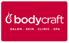 BodyCraft giftcard, cashback and offers