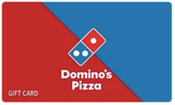 Dominos giftcard, cashback and offers