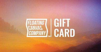 Floating Canvas Company giftcard, cashback and offers