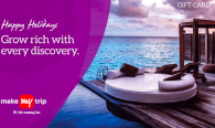 Makemytrip Holiday giftcard, cashback and offers