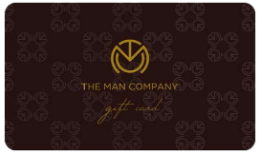 The Man Company giftcard, cashback and offers