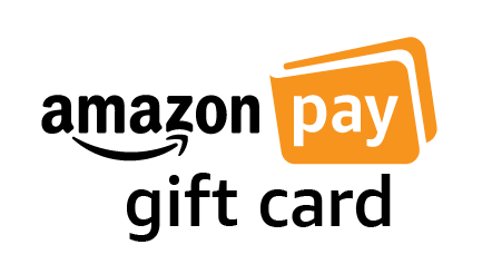 Amazon Pay logo giftcard, cashback and offers