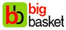 Bigbasket logo giftcard, cashback and offers