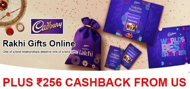 indiancashback-Cadbury-Offer--Get-Raksha-Bandhan-Special-Personalised-Gift-Pack-with-Rakhi-Worth-Rs-550-for-Rs-294--After-ICB