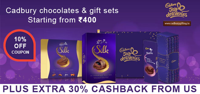 indiancashback-Cadbury-Personalised-Gifts--Price-Starting-From-Rs400---Additional-30percent-cashback-from-us
