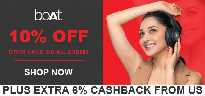 indiancashback-Get-FLAT-10percent-OFF-on-Sitewide---Additional-6percent-cashback-from-us