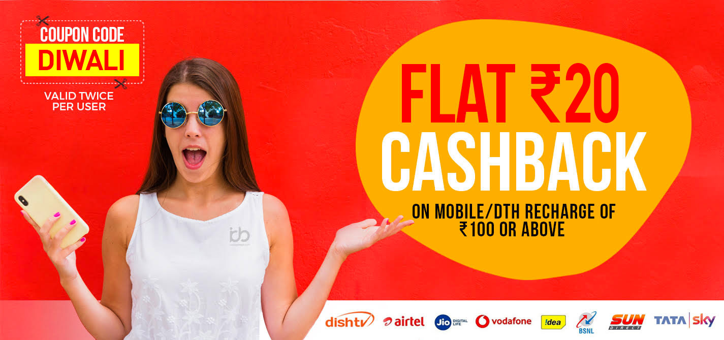 indiancashback-Get-Flat-3percent-Cashback-On-All-Your-DTH-Recharges----