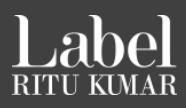 Label Ritu Kumar logo