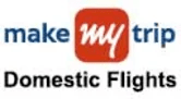 MakeMyTrip Domestic Flights  cashback and coupon offers
