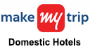 MakeMyTrip Domestic Hotels cashback and coupon offers