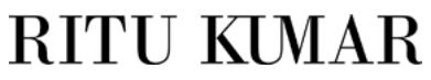 Ritu Kumar logo